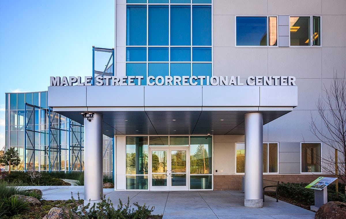 Maple Street Correctional Facility - CSG Consultants